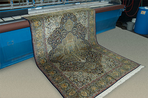 Certified Carpet - Area Rug Cleaning